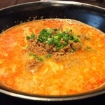 中華料理 頤和園 天神店 - 担々麺