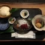 兎野六歩 - 手作り豆腐美味しかった