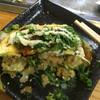 お好み焼コバヤシ - 料理写真:白ごま + ポン酢 + マヨネーズ