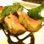 M PRIME - 鴨のローストと温野菜