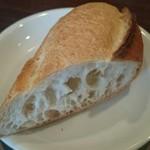 浅井食堂 - セットのパン