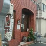 浅井食堂 - 外観