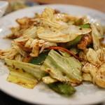 中華料理 豊楽園 - ホイコロ