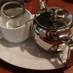 マザームーンカフェ - アールグレイ(630円)