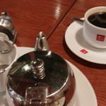 マザームーンカフェ - コーヒー(470円)