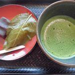 Cafe花しるべ - 2015.11.19