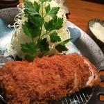 本かつ喜 - 四元厚切フィレ膳 1,930円