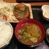 楽楽家 - 料理写真:ハンバーグ定食