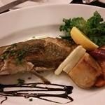ラ・ベファーナ - 白身魚のムニエル