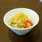 KURO - セットのサラダ