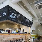 Cafe&BarbecueDiner パブリエ - ランチは+250円でドリンクバーがつけられます