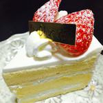 ル ショコラ - フルーツショート