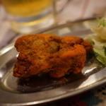 エベレストキッチン インディアンネパーリレストラン - 生ビール₊チキンティッカ450円