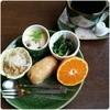 茶 めし処 手作りこんにゃくの店 ゆず - 料理写真:いなり寿司モーニング