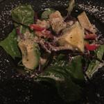 ワインサロン オテッロ - アボカドのサラダ