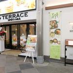 TERRACE - SWEETS&MEAL -  - 新京極商店街内。隣は「SOHSOH」