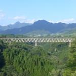 44877557 - (おまけ)廃線となってしまった高千穂鉄道。いまはトロッコ体験が可能