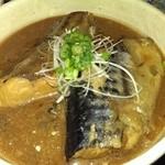 伊豆中ばんばん食堂 - 鯖の味噌煮☆良い味付けでした★