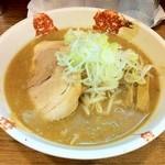 麺処 慶 - みそラーメン 750円