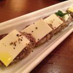44879147 - 鶏サラミチーズ ¥432