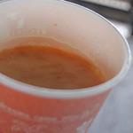 リバティ・ランディング・ダイナー - みそクリームスープ