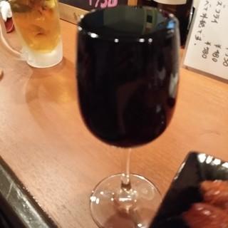 *:.ワインのこぼれ.:*