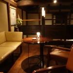 リストランテ イル コンティヌオ - ☆2階席のソファ席は違った雰囲気でデザートを楽しめます☆