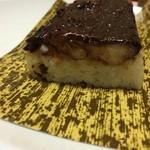 京の加悦寿司 - しっとりと旨いです。