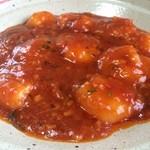中国家庭料理 花りん - エビチリ