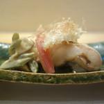 莉玖 - 料理写真:白アマダイの若狭焼き