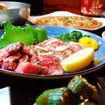 韓国創作料理 泰治 - 料理写真: