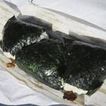 ごん豆 - 料理写真:おにぎり