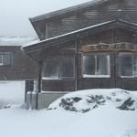 五色温泉旅館 - 2015年11月24日 吹雪