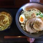和風らーめん 凪 - カレーつけ麺