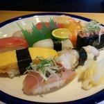 柳鮨 - 料理写真:握り寿司