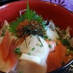 まる貝 - まる貝丼