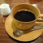 うめわかカフェ - ランチに+150円でドリンクつきます。