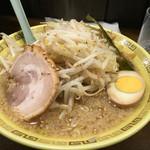 江川亭 - もやし麺 太麺 硬め ¥750