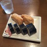 つくし家 - セット寿司