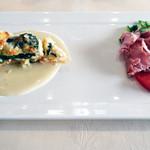 リストランテ ステファノ - 前菜2種