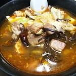 44895302 - 牛肉麺700円