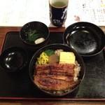 鶴長 - サービスうな丼