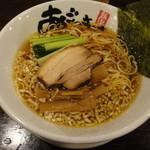 麺屋あごすけ - 醤油麺