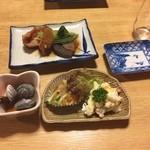 ラーメン津軽 - 料理写真:ながらみ~などなど