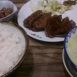 牛たん炭焼 利久  - 牛タン定食