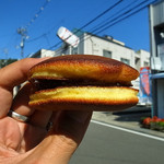 近藤菓子店 - このゴワリとした皮が持ち味(2015年10月18日)