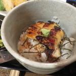 柊 - 穴子御飯