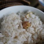 44904576 - 2015.11 秋色御膳(1,600円)の栗ご飯