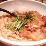 麺屋宗&SOU - 特製らぁめん(980円)