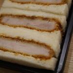 ルパ - ヒレカツは合成肉で柔らかいです